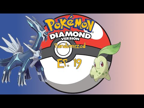 Pokémon Diamond Random - Ep. 19: Chikorita's Chance to Shine