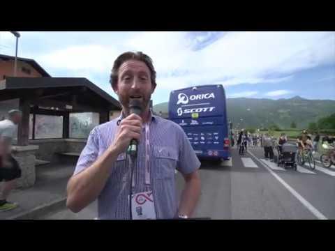 2017 Giro d'Italia - Stage 16 Pre Race
