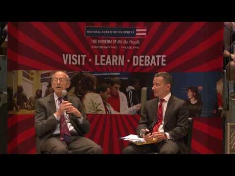 Justice Stephen Breyer: How the Supreme Court decides cases