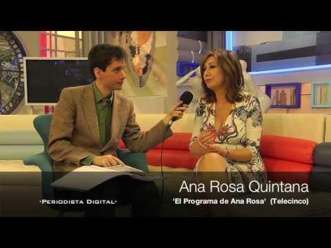 Xxx Mp4 Ana Rosa Quintana Presentadora De 39 El Programa De A R 39 3 5 2013 3gp Sex