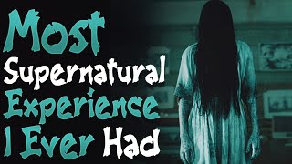 People's True Supernatural Experiences Stories to Fall Asleep to in 2021