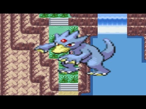 How to find Golduck in Pokemon Fire Red