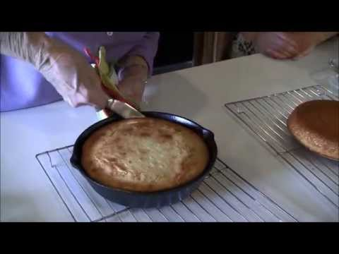 In the Kitchen with Granny & Madison -  Episode One - Making Cornbread