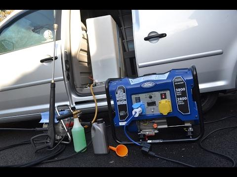 Mobile Detailing & Valeting Equipment