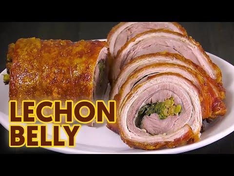 Crispy Lechon Belly