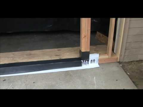 French Door Install 1 of 2_by TLS Laboratories_