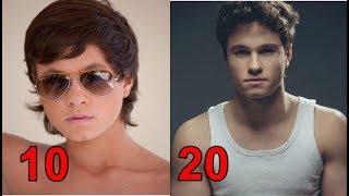Soy Luna | Michael Ronda | Da 1 a 21 anni !
