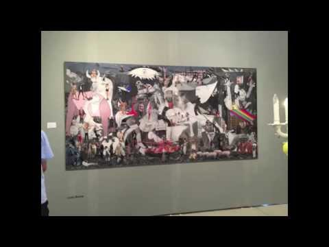 Art Miami and Red Dot Art Shows December 2014