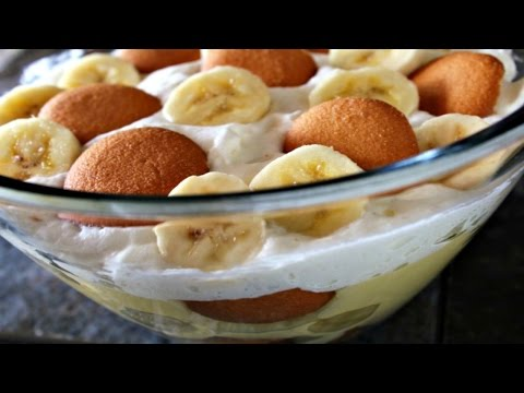 BEST BANANA PUDDING EVER! | QUICK + EASY RECIPE