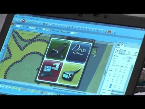 BERNINA CutWork Tool & Software Demo