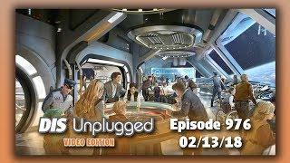 Walt Disney World Discussion   02/13/18