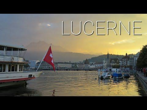 Vlog #36: Lucerne, Switzerland || SWISS ALPS