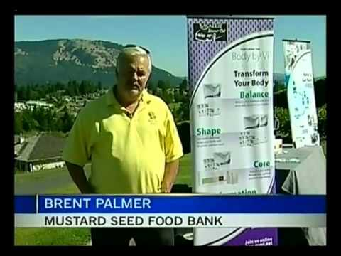 ViSalus - TV News Covers  Vancouver Island 90 Day Community Challenge..