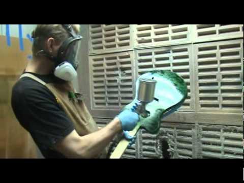 Luthier Tips du Jour - Electric Guitar Finish