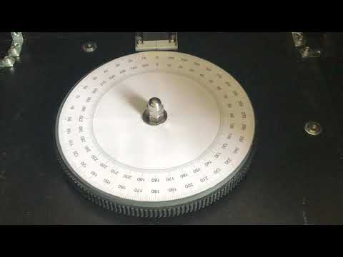 Video 005. Build Your Own Newtonian 12 Inch Reflector Telescope. Azimuth Testing.