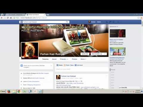 How to import email addresses of your facebook friends into Yahoo!