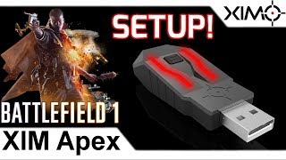 Battlefield 4 / 1 using The Xim Apex - PakVim net HD Vdieos Portal