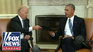 Obama reportedly told Biden not to run for president