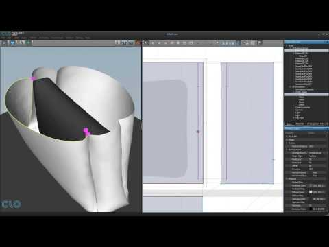 65 3D clothing Making Bag