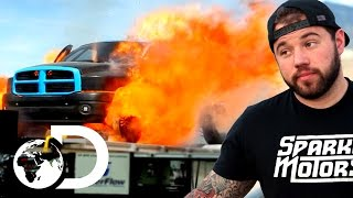 Heartbreak for Chavis at the Ultimate Callout Challenge | Diesel Brothers