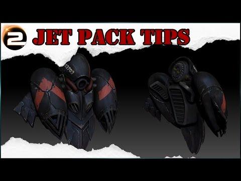 Jet Pack Tips
