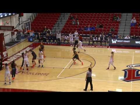 Highlights - Women's Basketball vs Pepperdine