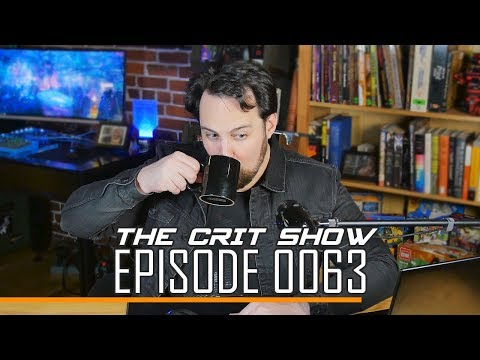 Data Collection, Face Stealing, and the 420 Sickness | CRIT Show 0063