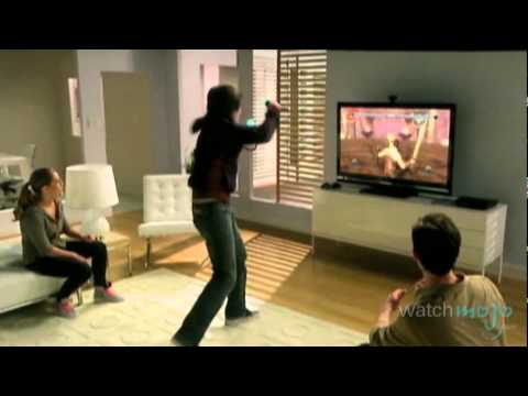 Xbox 360 Kinect Vs. PlayStation Move