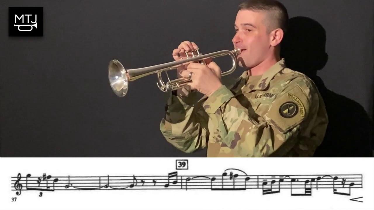 Download Summon the Heroes solo, trumpet excerpt, Kevin Paul MP3 Gratis
