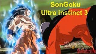7 Viên Ng�c Rồng Siêu Cấp Tập 129 - Goku giải phóng toàn bộ sức mạnh - Sức  mạnh khủng bố của Jiren
