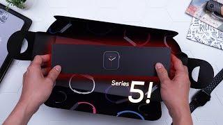 Smartwatch terbaik lah! Unboxing Apple Watch Series 5!