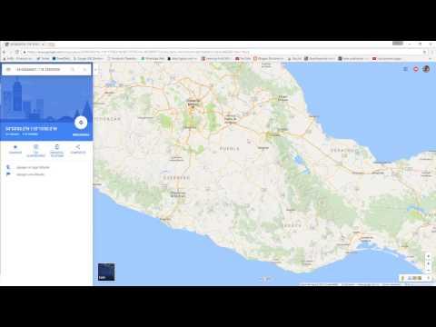 GEOREFERENCIA EN ARCHICAD PARTE 2 GEOREFERENCIA CON GOOGLE MAPS