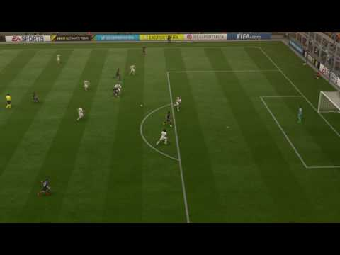 Worst penalty shout on FIFA 17 ever crap referring