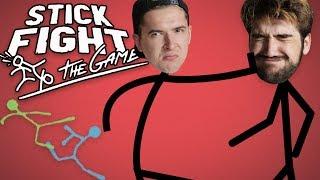 BRUTAL STICK FIGURE FIGHT • Stick Fight The Game