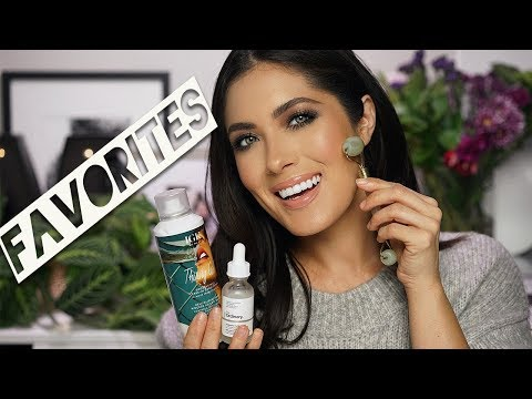 December and January Favorites 2018 | Melissa Alatorre