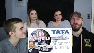 Tata's Business Empire (100 Countries) REACTION! | Ratan Tata | How big is Tata?