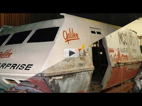 Star Trek Galileo Shuttlecraft To Land At Space Center Houston