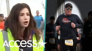 Reporter Speaks Out After Runner Allegedly Assaults Her On Live TV: 'He Violated Me'