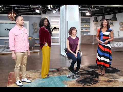 Mom of three gets a young + fresh new makeover!