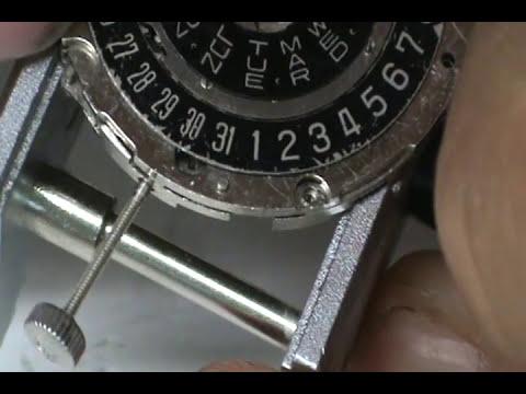reparacion reloj cronografo 6