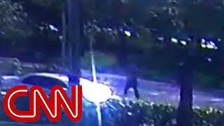 Surveillance video shows Florida gunman after shooting