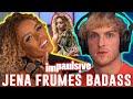 JENA FRUMES IS A BEAUTIFUL BADASS IMPAULSIVE EP 63