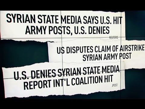 US responsible for deadly Syrian attack says former Pentagon official
