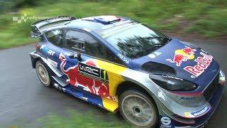 TÄNAK   TEST WRC ADAC RALLYE DEUTSCHLAND 2017   FORD FIESTA WRC 2017