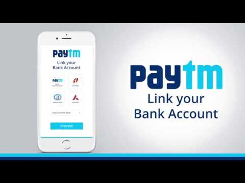 Bank to Bank transfer on Paytm at 0% Charge!