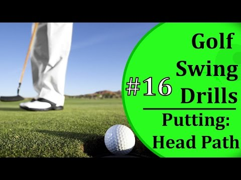 Beginner Golf Swing Drills -  #16: Consistant Putting | Learn-To-Golf.com