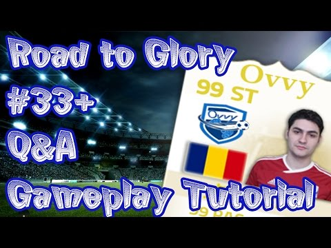 How important are CUSTOM TACTICS in FIFA 14? Q&A + FUT RTG with a Silver Team #33 / Ultimate Team