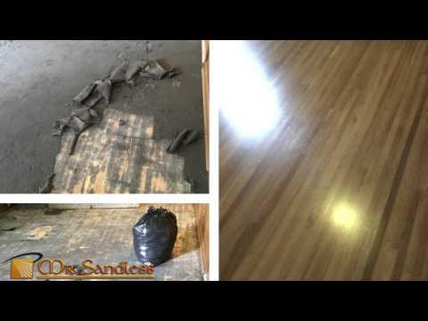 Best Wood Floor Refinishing in Broken Arrow, OK (918) 688-8775