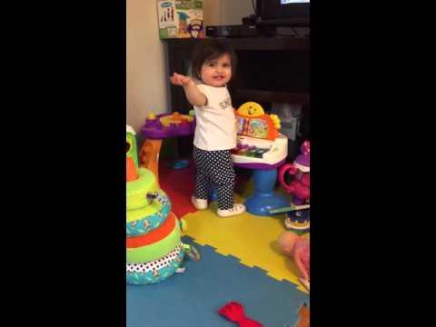 Better when I'm dancing - Meghan Trainor -baby's got rhythm