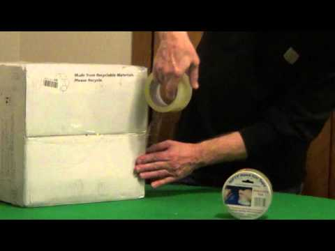 Easy Tear Packing Tape - Nifty